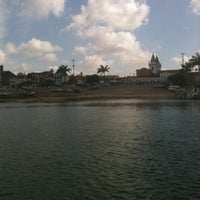 Photo taken at Porto de Penedo by Luiz Gustavo C. on 11/21/2012
