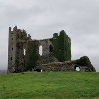 Photo taken at Ballycarbery Castle by Jan on 8/26/2018