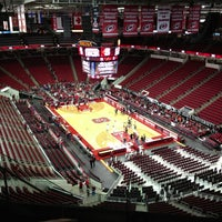 Photo taken at PNC Arena by Jake S. on 2/16/2013