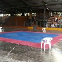 Photo taken at Quadra Poliesportiva do Bartolomea by Israel G. on 6/30/2013