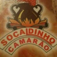 Foto tirada no(a) Socaldinho Camarão por Rosane F. em 12/1/2012