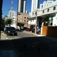 Photo taken at Rua Antônio Falcão by Rosane F. on 10/25/2012