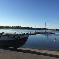 Photo taken at Sandvik Gästhamn by Dusia G. on 5/27/2015