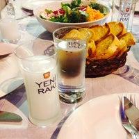 Photo taken at Yalın Balık by çisem k. on 10/15/2013