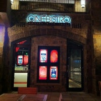Photo taken at CinéBistro at Solaris by Leah M. on 11/19/2012