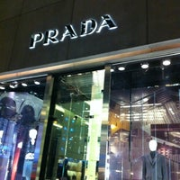 Photo taken at Prada by Leah M. on 11/8/2012
