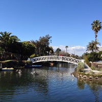 Photo taken at Venice Canals by Эмила С. on 2/10/2013