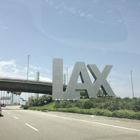Photo taken at Los Angeles International Airport (LAX) by TJ G. on 7/22/2013