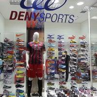 Photo taken at Deny Sports by Flávio L. on 9/7/2013