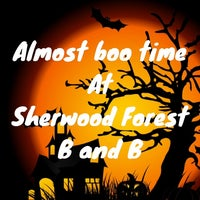 Photo taken at Sherwood Forest Bed And Breakfast by Sherwood Forest Bed and Breakfast T. on 10/31/2013