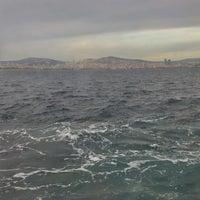 Photo taken at heybeliada aciklari by Captain F. on 10/26/2016