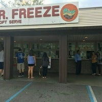 Photo taken at Mr. Freeze by Valar N. on 9/21/2016