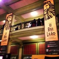 Photo taken at Teatro Renault by Nande on 5/26/2013