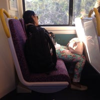 Photo taken at Beenleigh Railway Station by Jeffrey R. on 7/16/2014