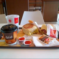 Photo taken at McDonald's by Agustina T. on 2/19/2013