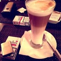 Photo taken at Ali & Nino Cafe by Miraqil M. on 3/6/2013