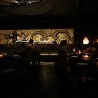 Photo taken at Mizu Asian Bistro + Bar by Jeffrey M. on 4/21/2013
