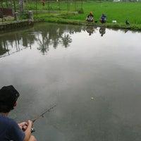 Photo taken at kolam pancing H. Endang by Mi'raj z. on 12/29/2012