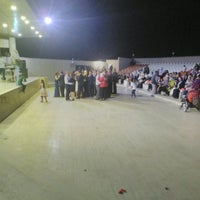 Photo taken at Gümüldür Amfi Tiyatrosu by H Kenzan A. on 10/9/2016