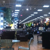 Photo taken at Bob's Discount Furniture by Tommy A. on 12/7/2012