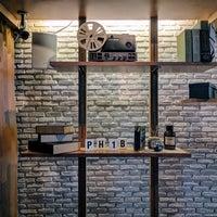 Photo taken at PH1b coffee bar by Sarun T. on 6/24/2017