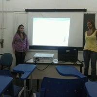 Photo taken at UFF - Departamento de Turismo by Wii Z. on 8/6/2013