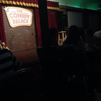 Photo taken at Comedy Palace San Diego by Chuck D. on 10/19/2014
