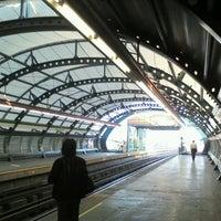 Photo taken at Metro Camino Agrícola by Anibal T. on 1/23/2013