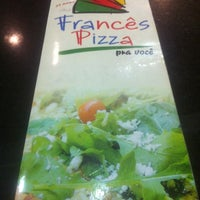 Photo taken at Frances Pizza by Marcelo R. on 9/22/2014