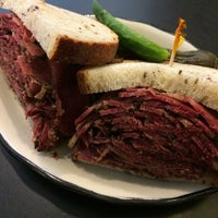 Photo taken at Pastrami Queen by Leslie T. on 5/30/2014