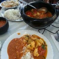 Photo taken at Restaurante David by Felipe S. on 3/26/2013