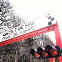 Photo prise au Circuit de Spa-Francorchamps par Bart L. le3/24/2013
