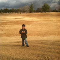 Photo taken at Cypress Lakes Golf Course by Kelly W. on 12/24/2012