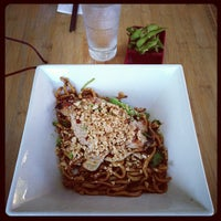 Photo taken at Noodle Theory by Jackson M. on 10/9/2012