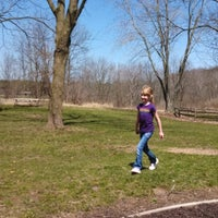 Photo taken at Van Patten Woods Forest Preserve by Dmitry T. on 4/28/2013