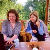Photo taken at Беседка на Садах by Sergii L. on 6/23/2014