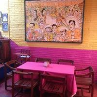 2/27/2013 tarihinde Oscar F.ziyaretçi tarafından El Rincón Mexicano'de çekilen fotoğraf