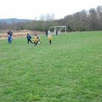 Photo taken at Bledsoe Youth Soccer Field by Pamela K. on 4/2/2013