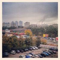 Снимок сделан в Братислава / Bratyslava пользователем Michael 🚖 V. 10/19/2012