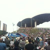 Photo taken at Estádio Willie Davids by Nilson F. on 5/18/2013
