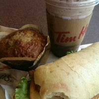 Photo taken at Tim Hortons by Diana S. on 7/23/2016