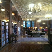 Photo taken at Morrison Library by Diana S. on 5/6/2016