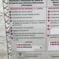Photo taken at Modulo De Licencias Y Control Vehicular by Alejandra R. on 4/18/2017