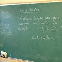 Photo taken at Projeto Raiz by Thiago C. on 2/8/2014
