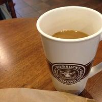 Photo taken at Starbucks by Robert E. on 5/1/2013
