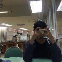 Photo taken at Library by Punjaree S. on 2/21/2017