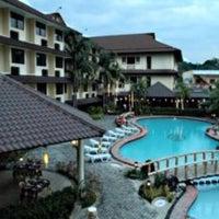 Photo taken at La Filipiniana Hotel by DrMark M. on 10/18/2016