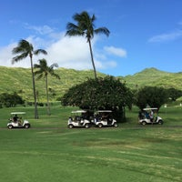 Photo taken at Hawaii Kai Golf Course by Todd T. on 10/19/2015
