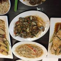 Foto tomada en Five Star Hainanese Chicken Rice por Gee C. el 11/5/2017
