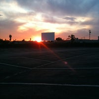 Photo taken at Mission Tiki Drive-In Theatre by NaqiahJ on 3/29/2013